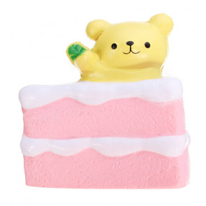 Oriker Scented Squishy Bear Cake