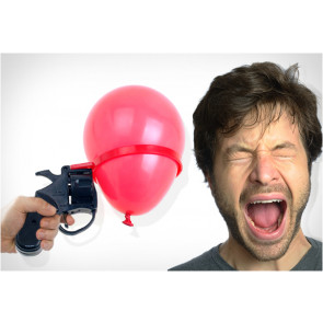 Lucky Roulette Balloon Party Game